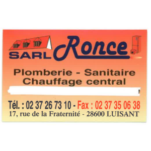 SARL RONCE Luisant